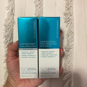 Colorescience total protection $104 value